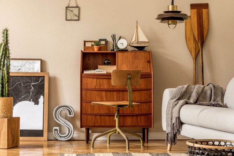 4 piese de mobilier în tendințe pentru living