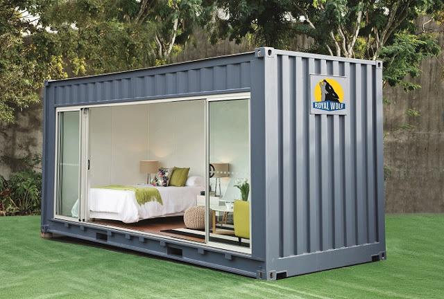 6 beneficii ale caselor din containere