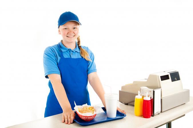 Joburile part-time in adolescenta