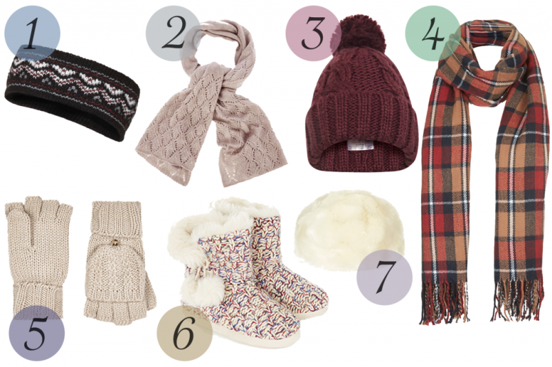 Accesorii la moda pentru iarna