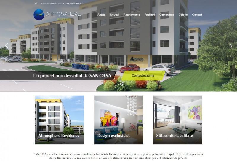 Alege apartament în Sebeș, care sa devină casa ta, în complexul Atmosphere Residence