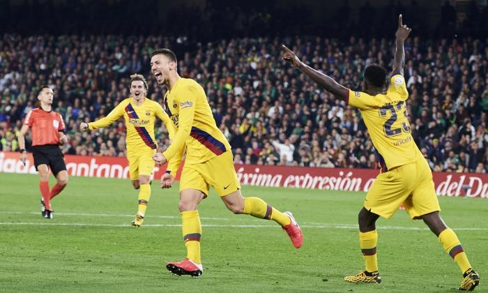 Barcelona se aproprie din nou de Real Madrid
