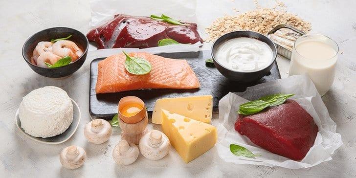 Beneficii ale Vitaminei B12 pentru organism pe care nu le stii
