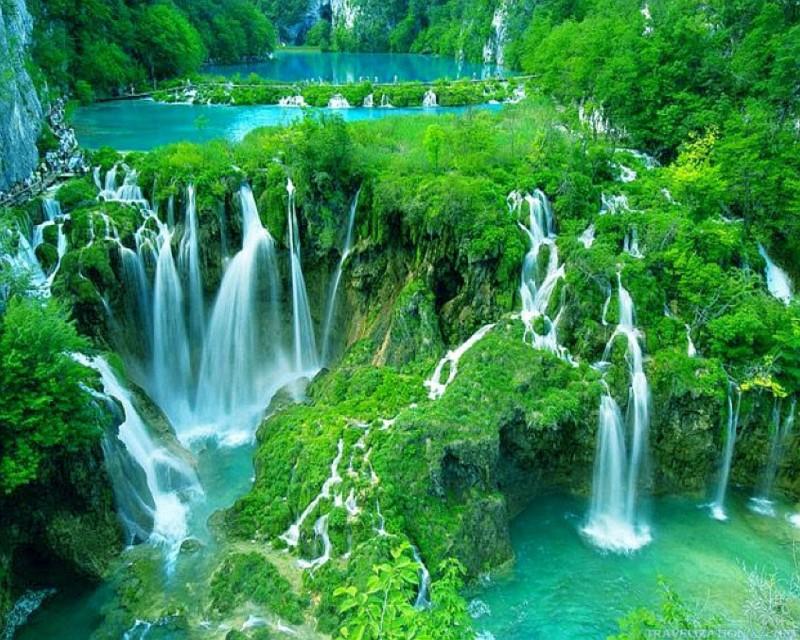 Cele mai frumoase cascade din intreaga lume