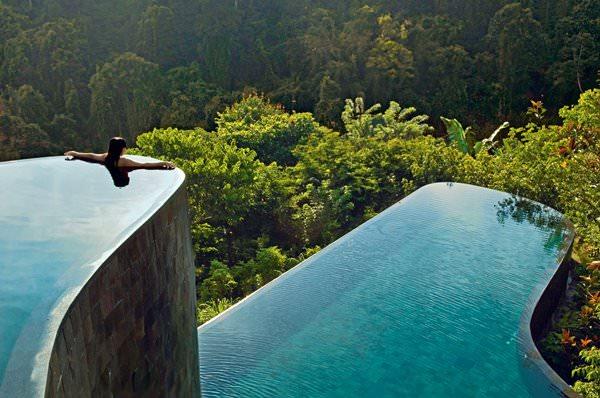 Cele mai frumoase piscine exterioare din lume