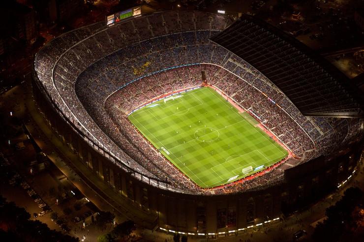 Cele mai mari stadioane de fotbal din lume