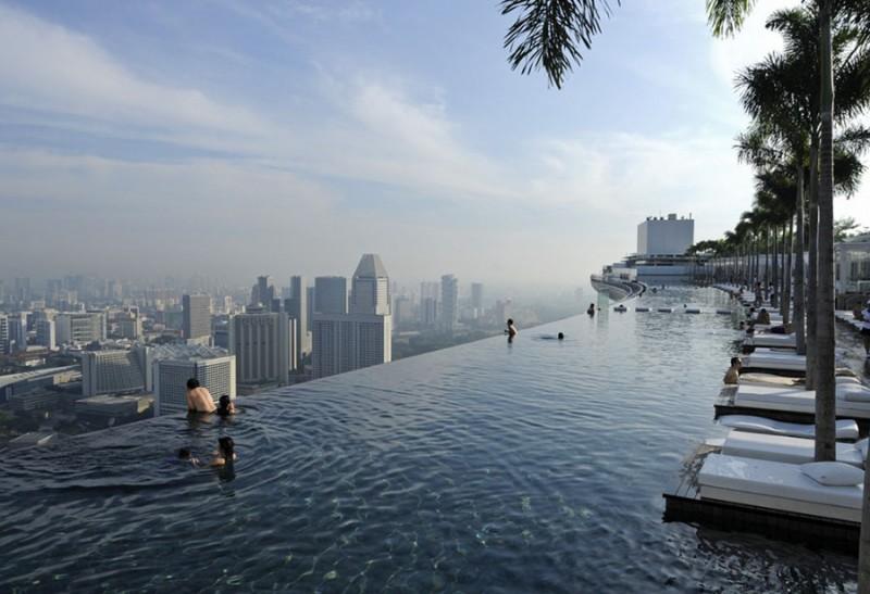 Cele mai minunate piscine din lume
