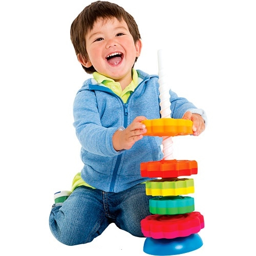 Cele mai potrivite jucării pentru bebeluși