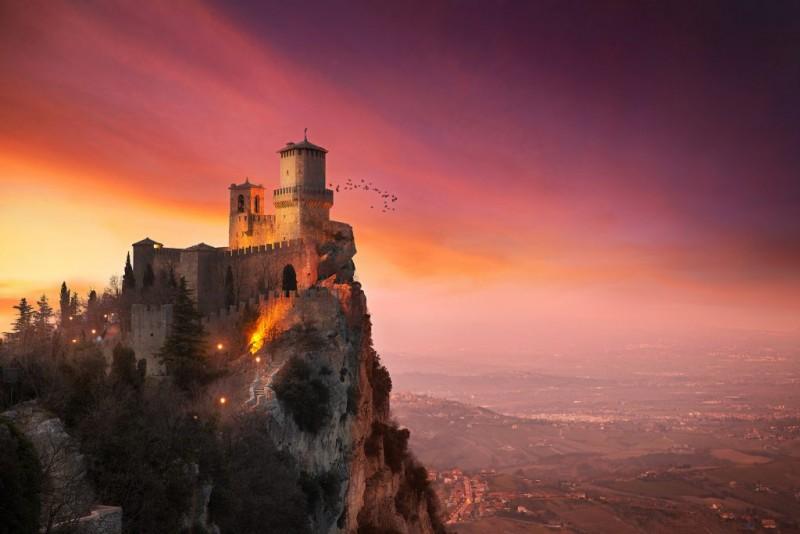 Cele mai spectaculoase castele din lume, partea a 2-a