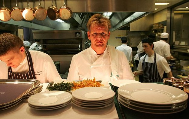 Chef Gordon Ramsay va deschide un nou restaurant Asiatic