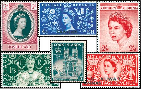 Colecția de timbre a reginei Elisabeta este mai mult decât un hobby