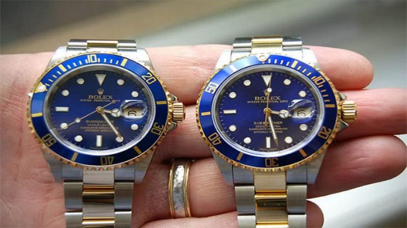 Cum recunosti un ceas original de unul contrafacut