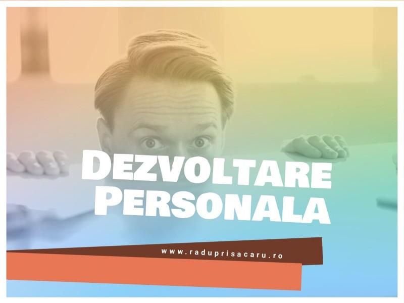 Speaker, Trainer, Coach - Dezvoltare Personala, Coaching, Personal Branding & NLP - Radu Prisacaru