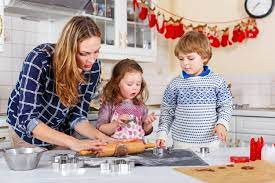 Cum să vă ușurați munca ca mama ocupata de cresterea copilului