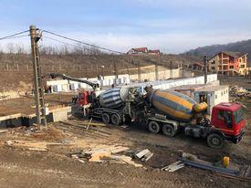 Cum se face pomparea betonului?