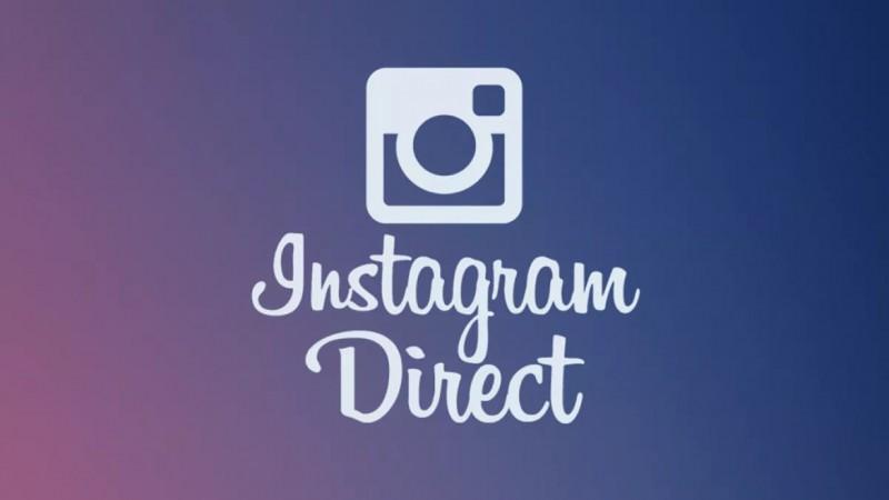 Cum se utilizeaza Instagram Direct