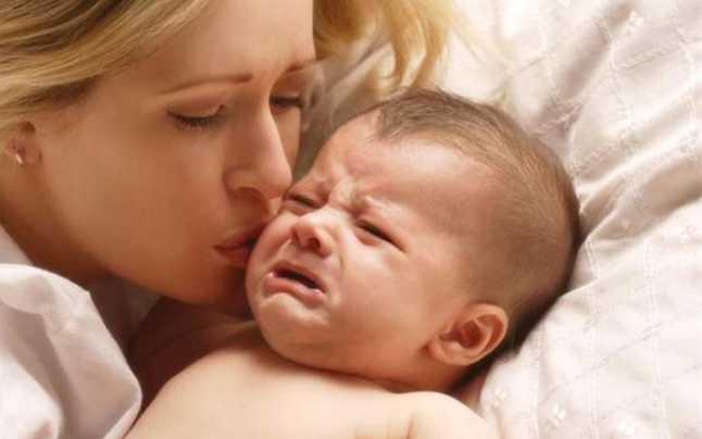 Cum linistesti plansul copilului