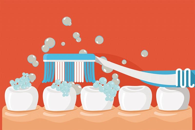 De ce e important sa spalam dintii zilnic