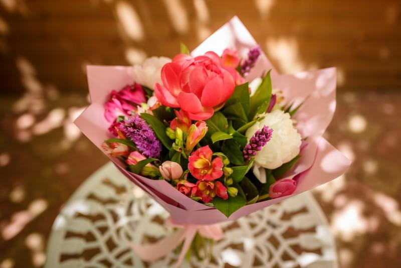 buchet de flori