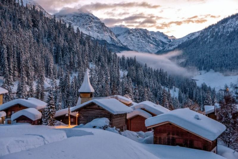 Destinații magice de iarnă pe care trebuie să le vedeti neaparat,partea 3-a