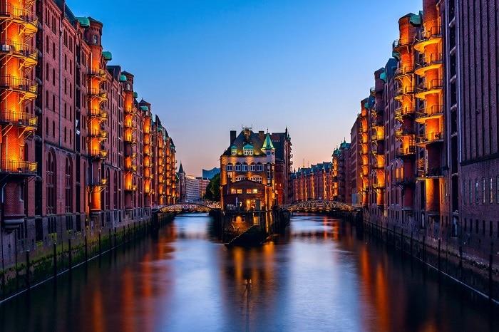 Dintre cele mai bune orașe în care să trăiești