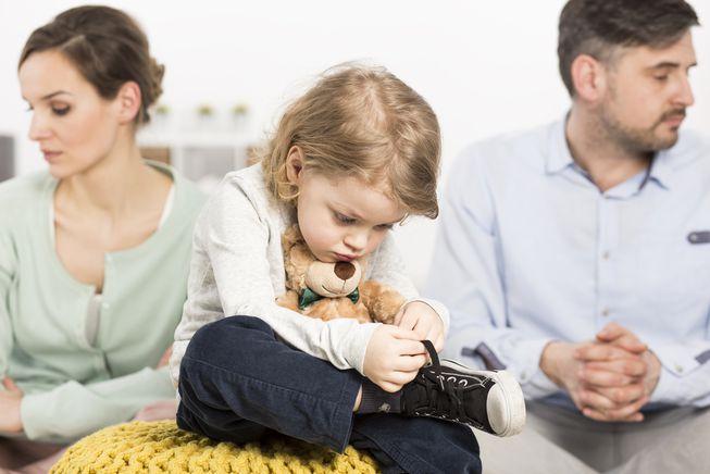 Divortul parintilor – un stigmat social pentru copil?