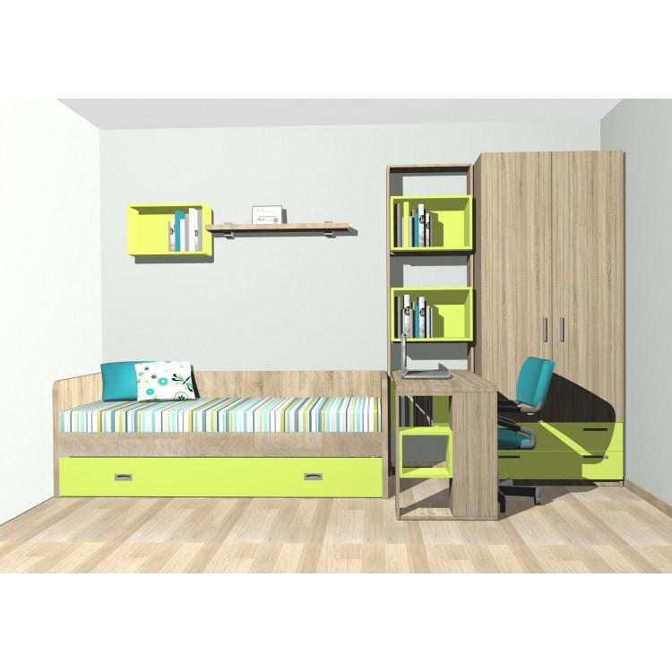 Dormitor copii: cateva idei de mobilier si sfaturi de amenajare de la specialistii in design interior