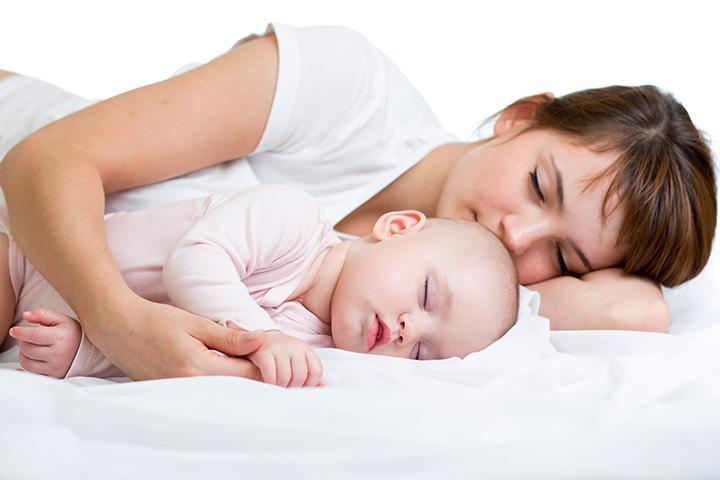 Este sigur să dormi cu bebelușul Tău?