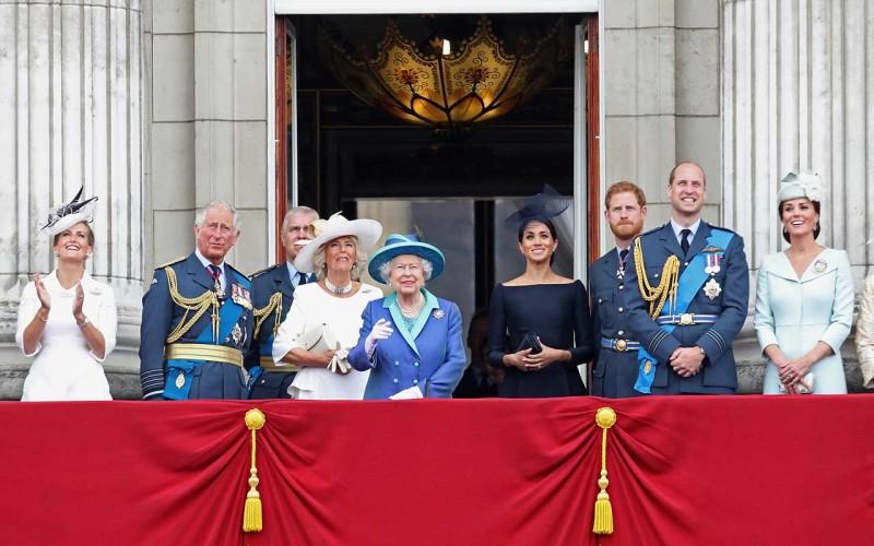 Fiecare contribuabil englez contribuie la finanțarea familiei regale