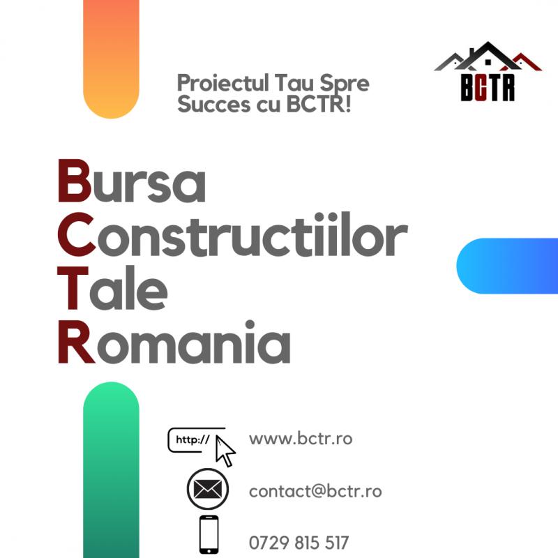 Bursa Constructiilor Tale Romania