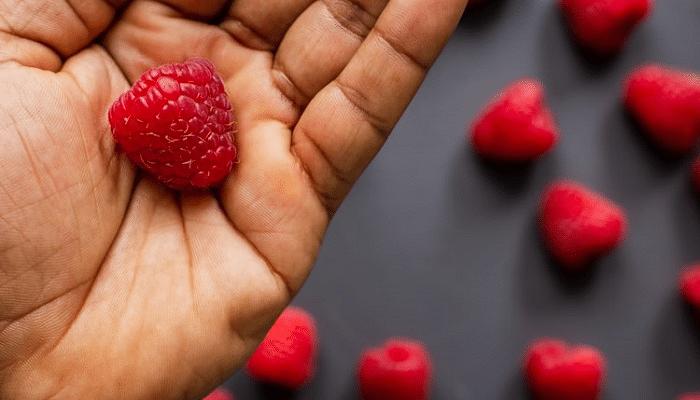 Fructe de pădure pentru piele mai ferma si nu numai