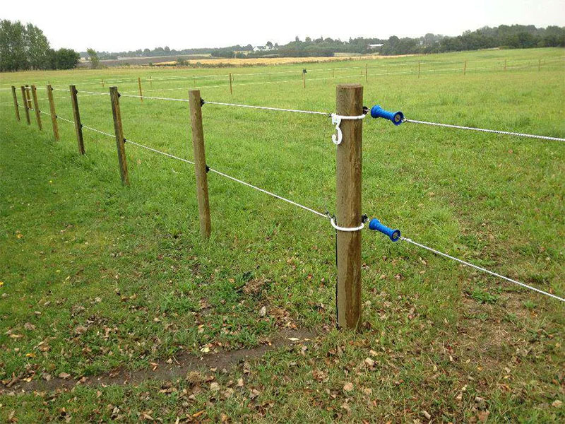 gard electric pentru animalele salbatice