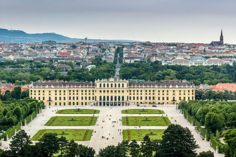 gradini Viena