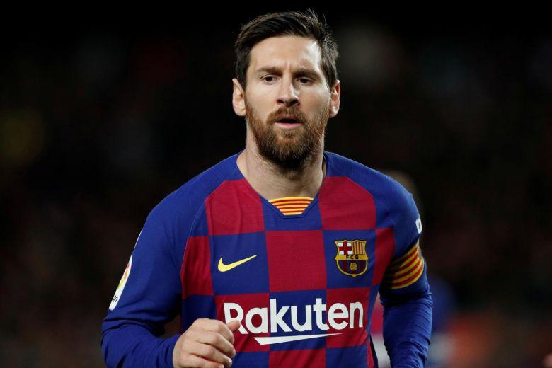 Lionel Messi îl critică pe interviu directorului sportiv al Barcelonei, Eric Abidal