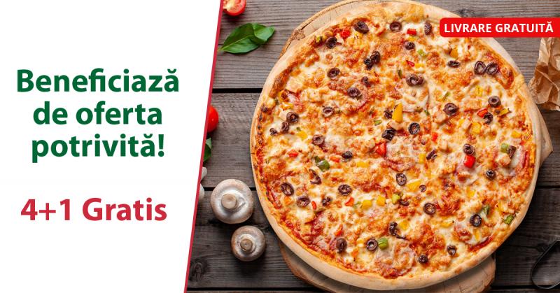 Livrare pizza în Iași cu MammaMia! Cum poţi comanda cea mai bună pizza - simplu şi eficient