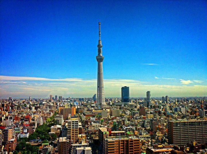 Locuri de vizitat în Japonia