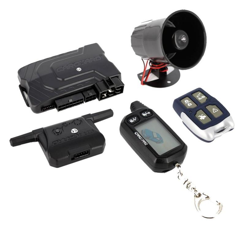 Mai multa siguranta pentru masini cu alarme auto