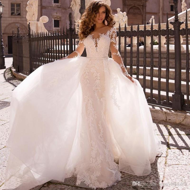 Modele de rochii de mireasa in tendinte
