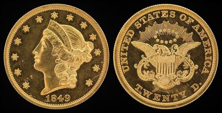Monede istorice rare dar foarte scumpe