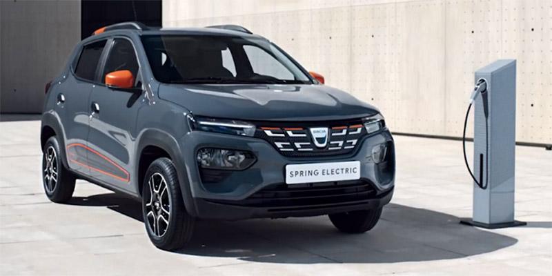 Noua Dacia de primavara