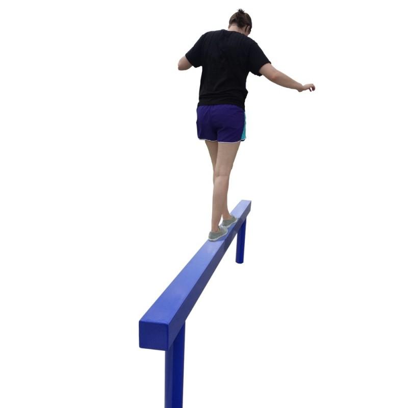 echilibrul pe un picior