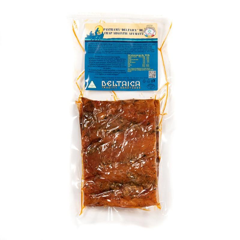 Pastrama de crap salbatic, un produs care iti rasfata simturile: cel mai sanatos peste din lume