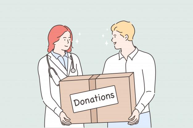 Pro si contra donatiilor pentru sistemul public de sanatate