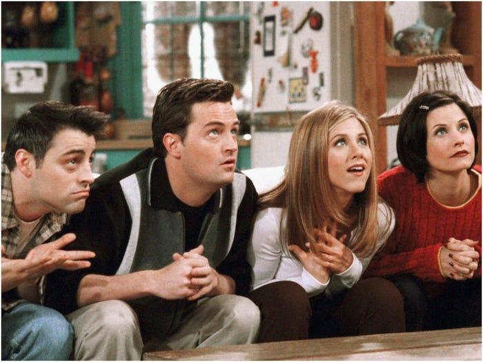 """Producătorul executiv """"Friends"""" spune că nu regretă distribuția aleasa"""