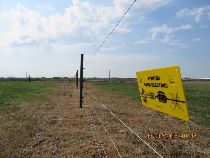 Protejarea suprafetei fermei noastre cu ajutorul gardurilor electrice