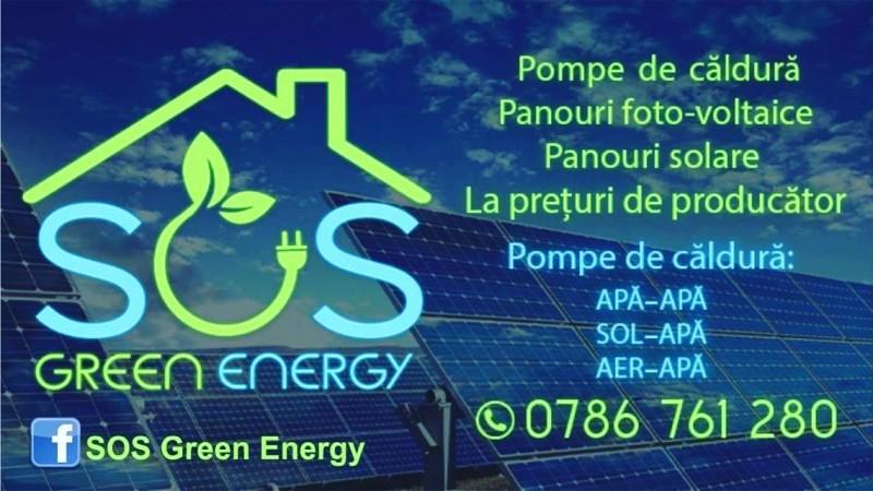SOS GreenEnergy- Despre noi