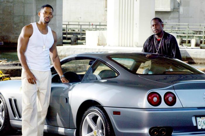 Top 10 masini care au facut cariera in filme