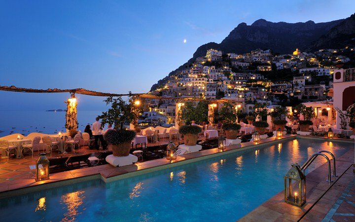 Top 5 hoteluri de lux din Italia