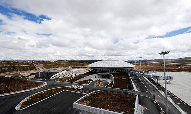 Top cele mai frumoase aeroporturi din lume