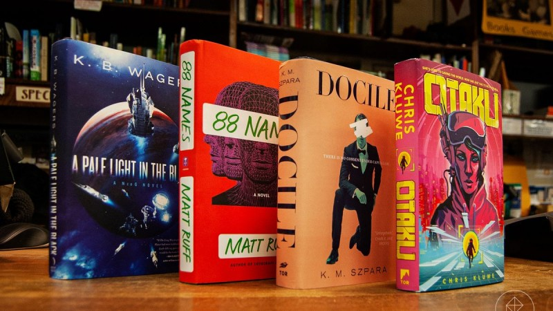 Totul despre literatura SF si exemple